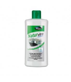Crema limpiadora desincrustante vitrocerámica e inducción ECO307