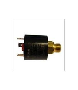 Presostato vaporeta universal 1/4 con micro 2,5 bar. 49AQ055