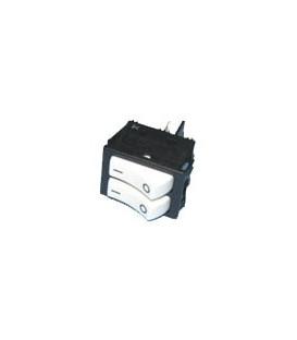 Doble interruptor unipolar microma 49HF099