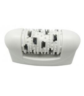 Cabezal depiladora Braun blanco con 20 ruedas 67030280