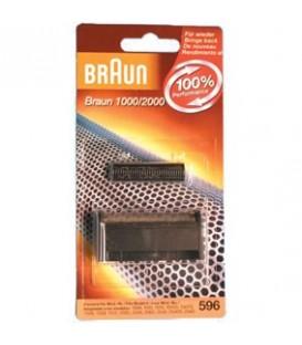 Lámina y cuchilla afeitadora Braun serie 1000- 2000 5596776