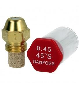 BOQUILLA DANFOSS 0,45- 45º, PARA QUEMADORES GASOIL 030F4906
