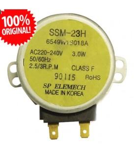 Motor giraplatos para microondas Lg 489688