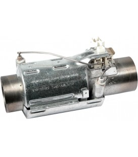 Resistencia lavavajillas Fagor 2400W. tubular V12I000E2