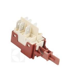 Interruptor encendido lavadora Electrolux 50287473008
