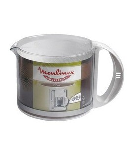 Jarra cafetera Moulinex, diva 9-12 TAZAS 120MX0102