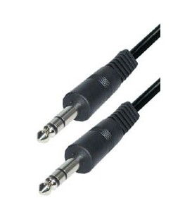 Cable jack m 6,3ST - jack m 6,3ST 1,5m A47