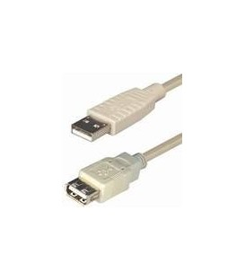 Cable 2.0 usb tipo a macho USB tipo a hembra C140-2KH