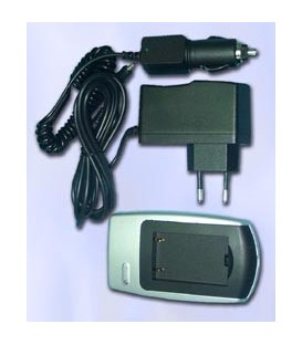 Cargador baterias litio fuji para NP80 FL8