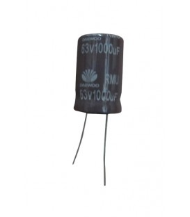 Condensador electrolitico 1000MF-63V CERL-1000MF-63V