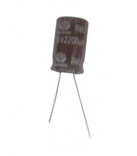 COND.ELECT. 2200MF-16V 105 13X26  CERL-2200MF-16V