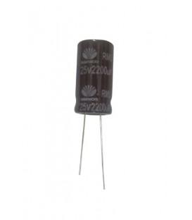 Condensador electrolitico 2200MF-25V CERL-2200MF-25V