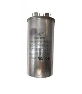 Condensador para Aire Acondicionado 40MFD 12AG6040