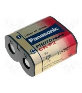 Pila CRP2 Panasonic 6V Litio