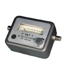 Localizador de sat (satfinder) indicador + sonido FSAT1