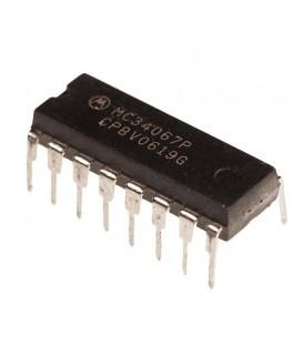 Circuito integrado MC34067P