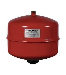 Vaso expansión calefacción y solar 18 litros, 3/4- 1,5 bar VASOCALE-18L