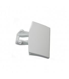 Cierre escotilla secadora Zanussi, Corberó maneta 1246048001