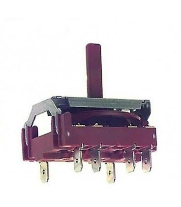 Conmutador Horno Teka 4 posiciones HC490, HC510, HI535, HT550, HC485 83140101