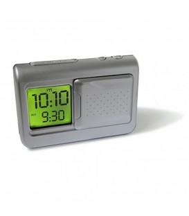 DESPERTADOR DIGITAL LCD CON VIBRACION AXIL NR1003