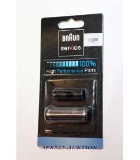 Lámina y cuchilla Braun 424, micro vario 3 81416568