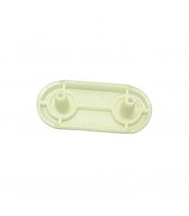 Rueda soporte rodillo lavavajillas electrolux 50220546001