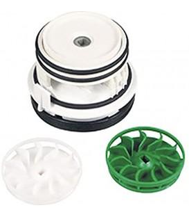 Conjunto turbina lavavajillas Zanussi, Corberó 50273512009