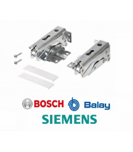 KIT BISAGRAS FRIGORIFICO BOSCH PANELABLE, 00481147