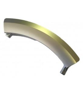 Maneta lavadora Balay, Bosch 640892, color gris metalizado