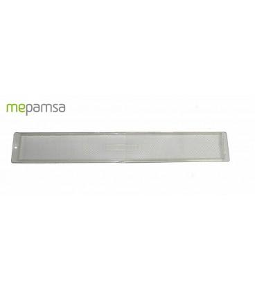 DIFUSOR LUZ CAMPANA EXTRACTORA MEPAMSA FRANKE CATA 38,5 x 5,5 CM 33CA0001