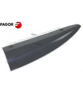TIRADOR FRIGORIFICO FAGOR GRIS IZQUIERDO, DISTANCIA ENTRE TORNILLOS 150 MM. 1FFC41MPI . F860005P5