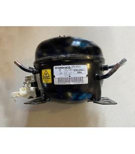 Compresor frigorífico gas R600 1/8 3 bocas. 30AS6008