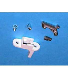 Kit maneta lavadora completo Candy gancho metal 21CY227