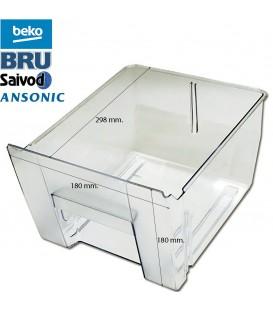CAJÓN FRUTERO FRIGORIFICO ANSONIC, BEKO, BRU, SAIVOD 4207680100