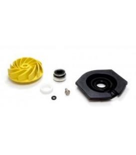 Conjunto turbina lavavajillas Zanussi, 50228466004, color amarillo