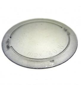 Difusor luz campana Fagor.Diametro: 70mm. YY74X6762