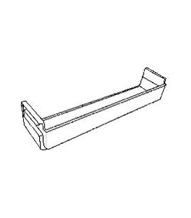 Balcon botellero Indesit blanco 425x148x80 mm C00021177