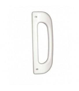 Tirador puerta frigorífico Balay, Bosch.Largo: 21cm.Anclaje: 17,3cm. 483078